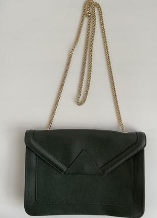 Кожаная сумка италия