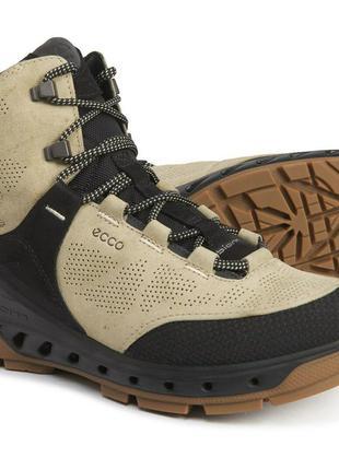 Ботинки женские ecco biom venture gore-tex 85466359705 нат.нубук.