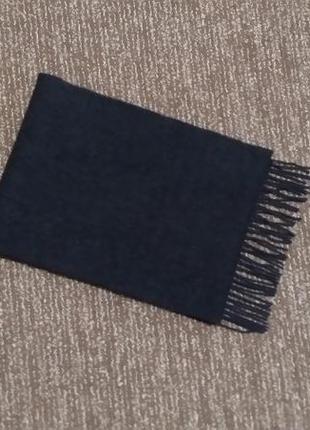 Мягчайший шарф 60% кашемир 40% шерсть