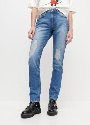 Новые фирменные джинсы reserved