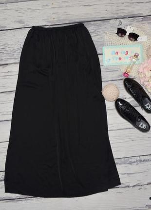 10/ м фирменная яркая стильная юбка с разрезами моднице зара zara