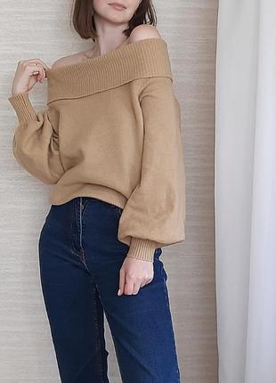 Уютный свитерок светерок на плечи