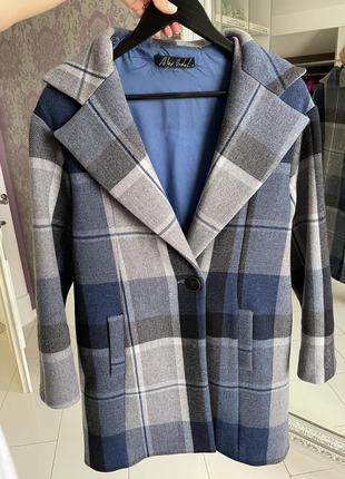 Пальто шерсть испанское оригинал в идеале