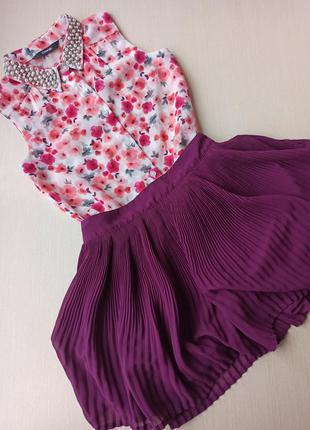 80 грн!!! комплект блузка+юбка