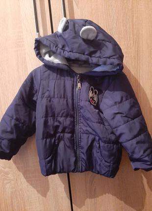 Дитяча курточка 92-98