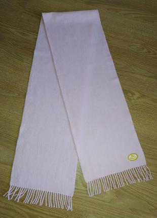 Burberry's винтажный шерстяной шарф