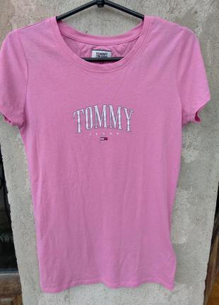 Р.м tommy hilfiger (оригинал) футболка.