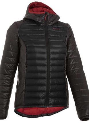 Quechua x -light легкий пуховик /куртка