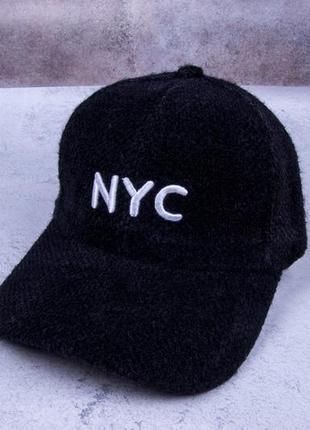 Бейсболка женская, теплая женская шапка