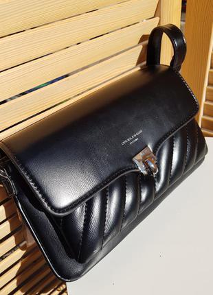 Новинка женская сумка через плечо кроссбоди клатч david jones original 6219