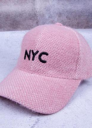 Кепка, бейсболка женская, стильная шапка