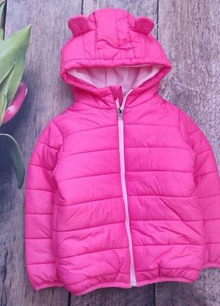 Куртка на 1-4 года