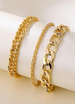 Новый комплект браслетов primark