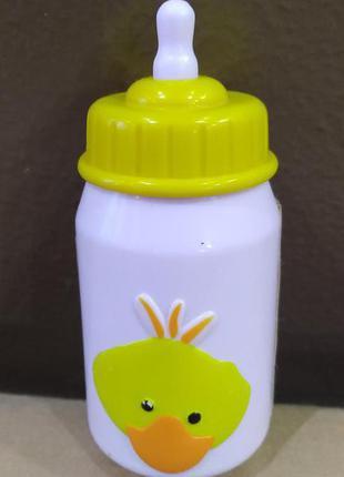 Интерактивная бутылочка для кормления кукол со звуками peterkin