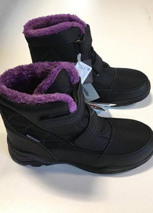 Ботинки, термо, с водоотталкивающей технологией waterproof
