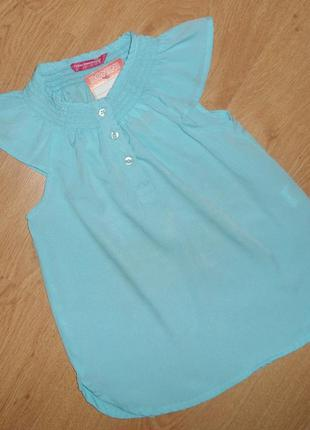 Блузка,блуза,рубашка young dimension, 6-7 лет, 122 см, оригинал