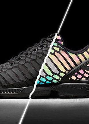 Кроссовки adidas zx flux xeno black ор-л 38,5р