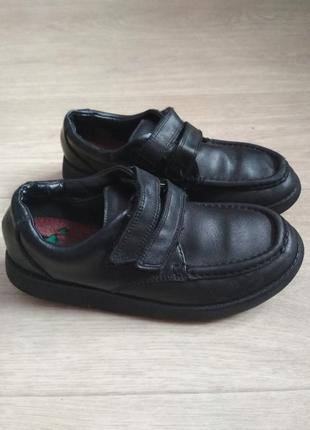 Туфли clarks кроссовки ботинки 33,5р. - 21.5см стелька, туфлі черевики