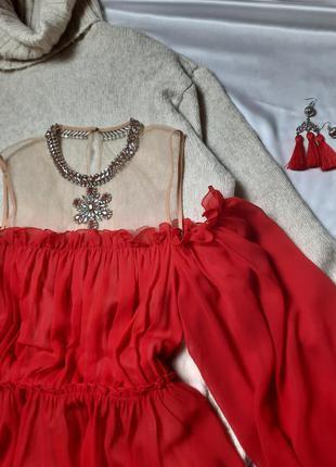 Невероятно красивое платье h&m