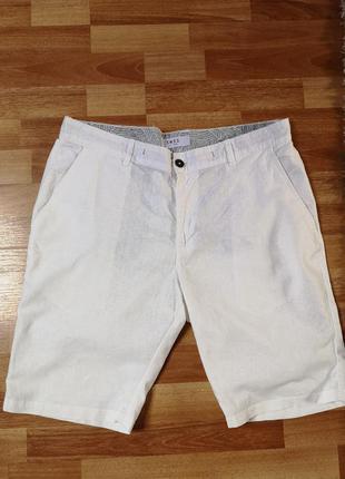 Мужские шорты лен