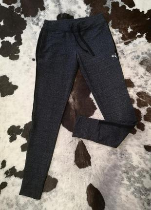 Спортивные штаны джоггеры puma st xs-s оригинал