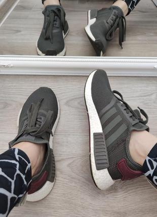 Кросовки кроссовки кросівки хаки оливка adidas boost