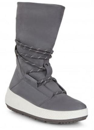 Зимові чоботи ecco ukiuk с hydromax  80160302602