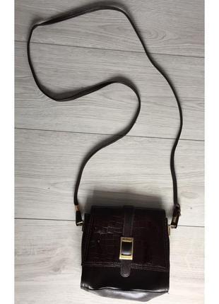 Сумка, клатч, маленька сумка, з довгою ручкою, маленькая сумочка.