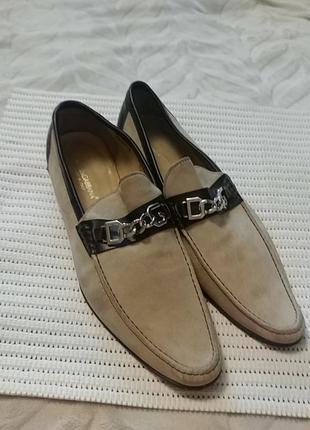 Брендовые мужские туфли dolce&gabbana