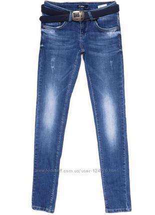 Стильные джинсы colibri скини турция