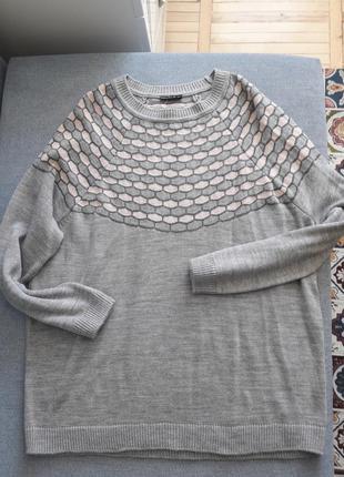Шик нежный мягкий свитер