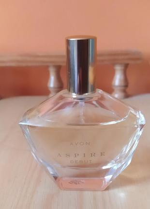 Парфюмированная вода aspire debut