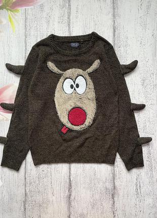 Крутой свитер кофта next 10лет