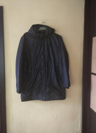 Класна куртка плащ великий розмір
