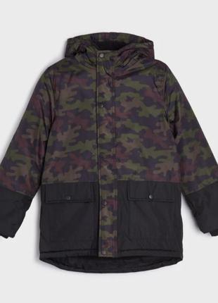 Утеплена куртка