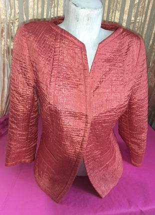 Куртка-пиджак на кнопках