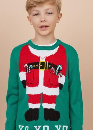 Яркий свитшот, свитер, джемпер на 10-12 лет
