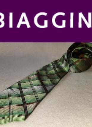 Шёлковый галстук biaggini