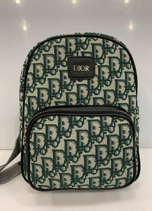 Рюкзак жакардовая ткань