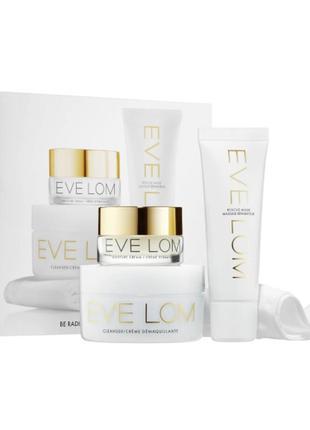 Набор eve lom - be radiant regimen discovery set