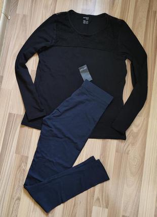 Домашній костюм піжама пижама esmara