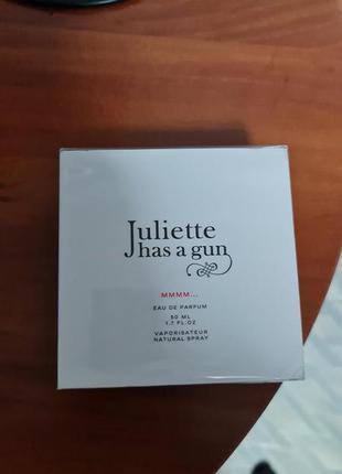 Juliette has a gun оригинал
