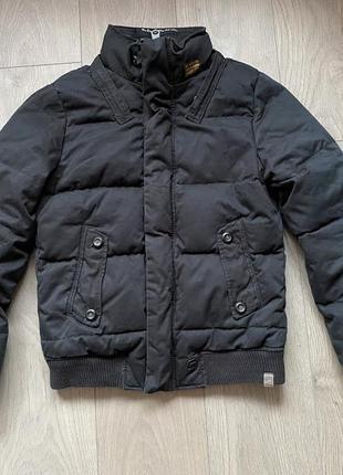 Куртка-пуховик g-star raw  оригинал м