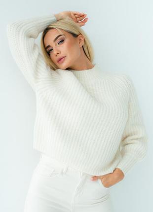 Теплый свитер, кофта, джемпер zara, mango