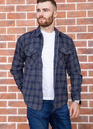 Рубашка фланелевая осень зима xl xxl 3xl 4xl