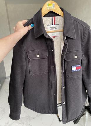 Куртка-рубашка tommy jeans