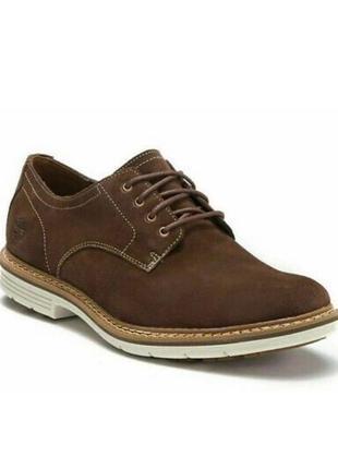 Замшевые туфли ботинки чоловічі черевики timberland naples
