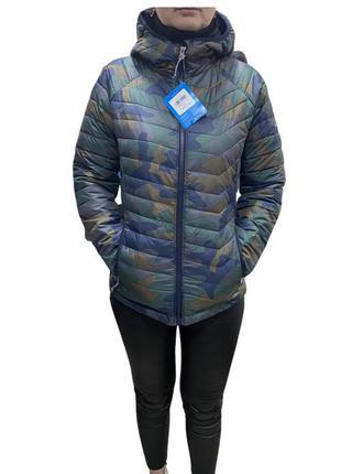Оригинальная женская куртка columbia powder lite hooded jacket