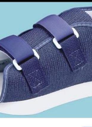 Взуття під гіпс або пічля операції