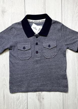 Распродажа! футболка поло для мальчика малыша jasper conran англия